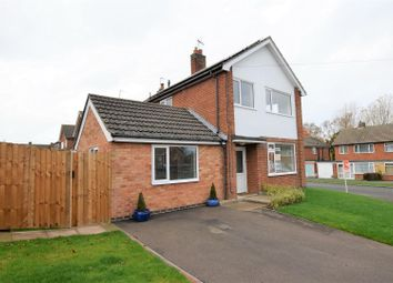 Thumbnail 3 bed semi-detached house for sale in Kennedy Close, Oakham