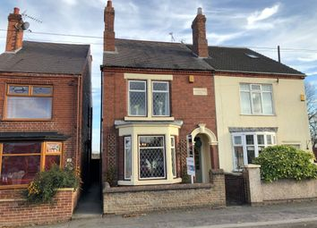 Thumbnail 3 bed semi-detached house for sale in Alfreton Road, Codnor, Ripley