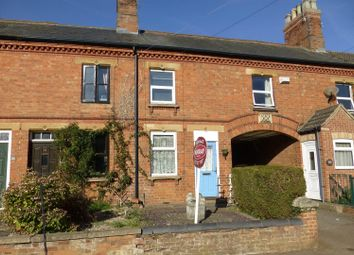Thumbnail 2 bed terraced house for sale in West Road, Oakham