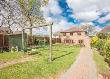 Thumbnail 4 bedroom detached house for sale in Snodhurst Avenue, Walderslade, Chatham, Kent