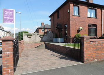 Thumbnail 3 bed end terrace house for sale in Alison Street, Shaw, Oldham