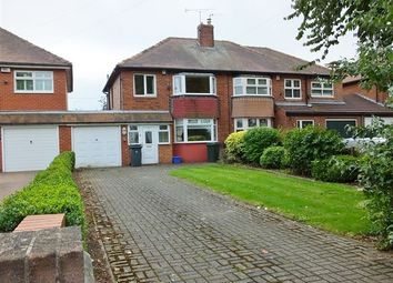 Thumbnail 3 bed semi-detached house for sale in Aughton Lane, Aston