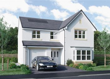 "Thumbnail 4 bedroom detached house for sale in ""Mackie"" at Bellenden Grove, Dunblane"