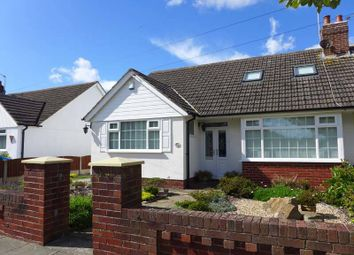 Thumbnail 4 bed semi-detached bungalow for sale in Linden Avenue, Thornton-Cleveleys