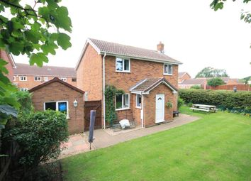 Thumbnail 4 bed detached house for sale in Lynbrook Close, Thirsk