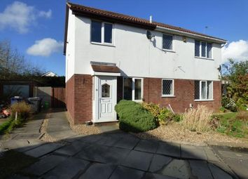 Thumbnail 2 bed semi-detached house for sale in Longbrook Avenue, Bamber Bridge, Preston