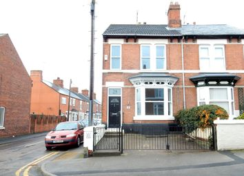 Thumbnail 3 bed semi-detached house for sale in Sherwood Road, Worksop