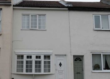 Thumbnail 3 bed terraced house to rent in Cromwell Road, Southsea