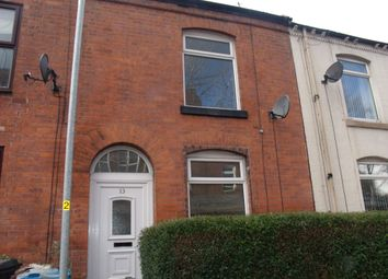 Thumbnail 2 bed terraced house to rent in Stephenson Street, Failsworth, Manchester