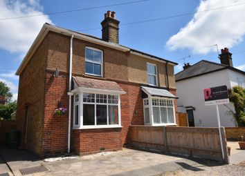 Thumbnail 3 bed semi-detached house for sale in Maple Road, Ashtead