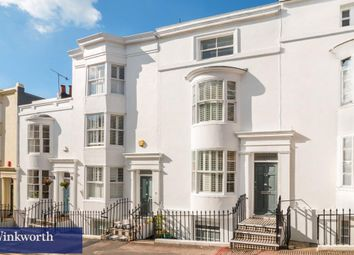 Thumbnail 4 bed terraced house to rent in Hampton Place, Brighton, East Sussex