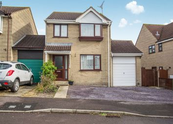 Thumbnail 3 bed detached house for sale in Greenway Close, Wincanton