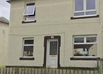 Thumbnail 2 bed flat to rent in Kincardine Road, Crieff