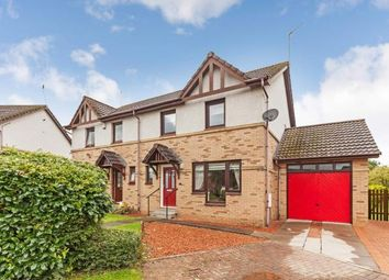 Thumbnail 3 bed semi-detached house for sale in Birnam Place, Newton Mearns, Glasgow, East Renfrewshire