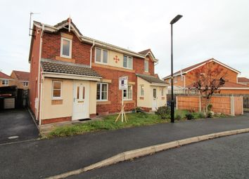 Thumbnail 4 bed semi-detached house for sale in Rose Fold, Thornton