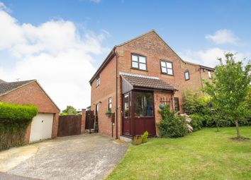 Thumbnail 3 bed detached house for sale in Fletcher Way, Acle, Norwich