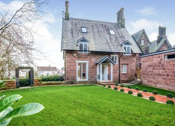 Thumbnail 4 bed link-detached house for sale in Woolton Park, Woolton, Liverpool