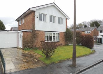 Thumbnail 3 bedroom detached house for sale in Burns Crescent, Offerton, Stockport