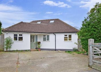 Thumbnail 4 bedroom detached bungalow for sale in Grafton Road, Worcester Park