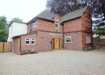 Thumbnail 4 bed detached house for sale in Huyton Church Road, Huyton, Liverpool