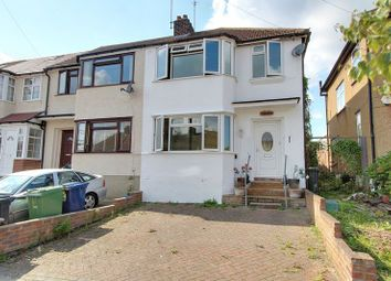 Thumbnail 3 bed end terrace house to rent in Hadden Way, Greenford