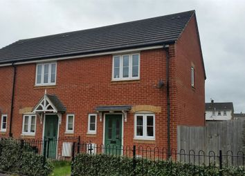 Thumbnail 2 bed end terrace house for sale in Horsham Road, Swindon