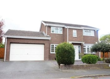 Thumbnail 4 bed detached house for sale in Tegfan, Johnstown