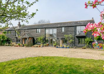 Thumbnail 6 bed barn conversion for sale in Countryman Lane, Shipley, Horsham, West Sussex