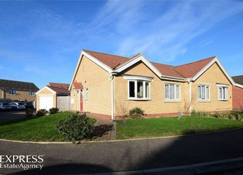Thumbnail 2 bed semi-detached bungalow for sale in Buckminster Drive, Skegness, Lincolnshire