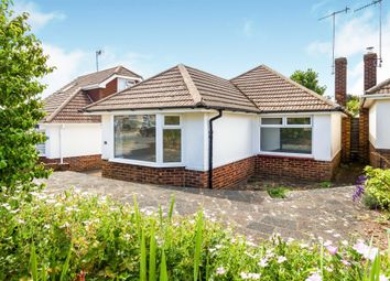 Thumbnail 2 bed detached bungalow for sale in Graham Avenue, Portslade, Brighton