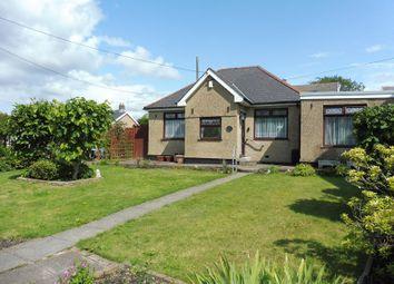 Thumbnail 2 bed bungalow for sale in Brynsiriol, Hirwaun, Aberdare, Mid Glamorgan