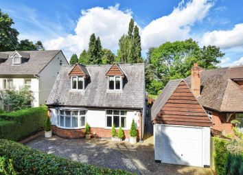 Thumbnail 3 bed detached house for sale in Buddon Lane, Quorn, Loughborough