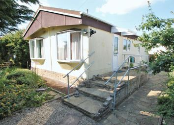 Thumbnail 2 bed detached bungalow for sale in St. Johns Priory Park, Lechlade, Gloucestershire.