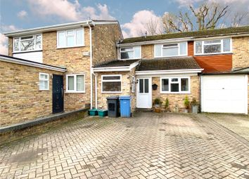 3 bed terraced house for sale in Blackwater, Camberley, Hampshire GU17