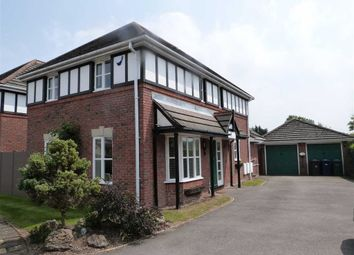 Thumbnail 4 bed detached house for sale in Partridge Close, Arkley, Hertfordshire