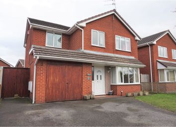 Thumbnail 4 bed detached house for sale in The Rowans, Chester