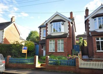 Thumbnail 3 bed detached house for sale in Rodborough Avenue, Stroud