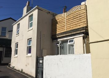Thumbnail 1 bed flat for sale in Lucius Street, Torquay