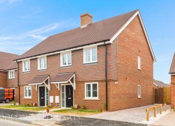 Thumbnail 2 bed semi-detached house to rent in Augustus Drive, Epsom