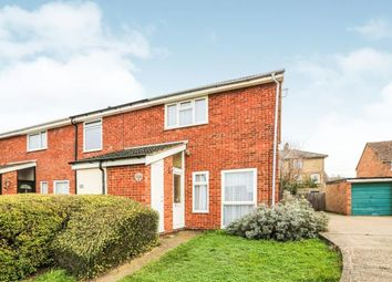 Thumbnail 3 bed end terrace house for sale in Franklin Road, Biggleswade, Bedfordshire, .