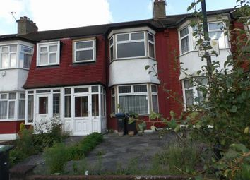 Thumbnail 3 bed terraced house for sale in Kendal Avenue, Edmonton, London