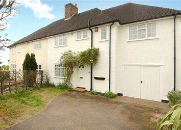 Thumbnail 4 bed semi-detached house for sale in Litchfield Way, Guildford, Surrey