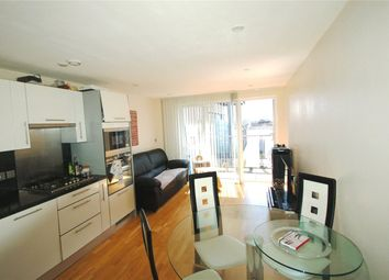 Thumbnail 1 bed flat to rent in 14 Elm Road, Wembley