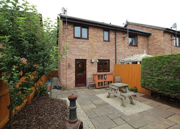 Thumbnail 2 bed end terrace house for sale in Blackfriars Court, Brecon