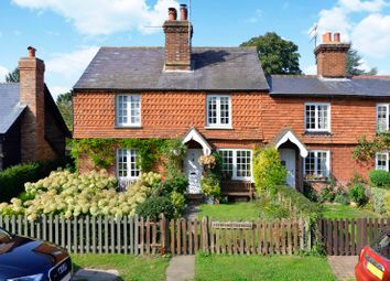 Thumbnail 2 bed terraced house for sale in The Common, Cranleigh