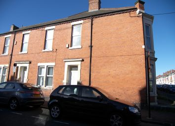 Thumbnail 4 bedroom terraced house for sale in Brentwood Avenue, Jesmond, Newcastle Upon Tyne