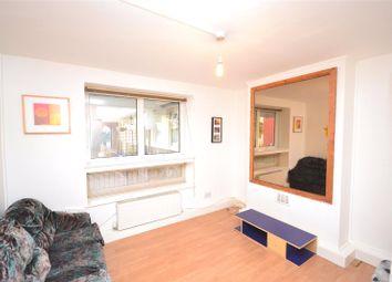Thumbnail 3 bedroom flat to rent in Leighton Road, Kentish Town