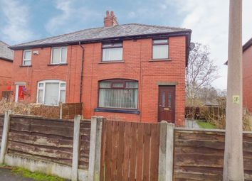 Thumbnail 3 bed semi-detached house for sale in St Kilda Avenue, Kearsley, Bolton