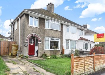 Thumbnail 3 bedroom semi-detached house for sale in Marston, Oxford
