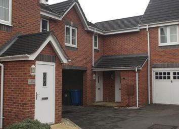 Thumbnail 2 bed town house to rent in Panama Circle, Derby